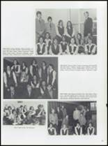 1976 Cardinal Mooney High School Yearbook Page 100 & 101