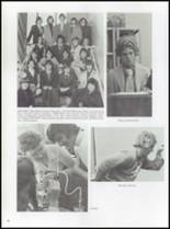 1976 Cardinal Mooney High School Yearbook Page 108 & 109