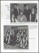 1976 Cardinal Mooney High School Yearbook Page 110 & 111