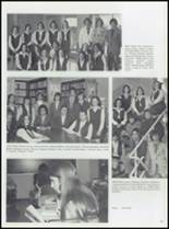 1976 Cardinal Mooney High School Yearbook Page 112 & 113
