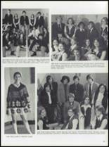 1976 Cardinal Mooney High School Yearbook Page 124 & 125