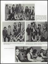1976 Cardinal Mooney High School Yearbook Page 128 & 129