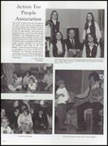 1976 Cardinal Mooney High School Yearbook Page 142 & 143