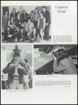 1976 Cardinal Mooney High School Yearbook Page 154 & 155