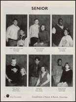 1995 Wewoka High School Yearbook Page 14 & 15