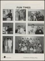 1995 Wewoka High School Yearbook Page 18 & 19
