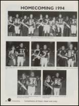 1995 Wewoka High School Yearbook Page 42 & 43