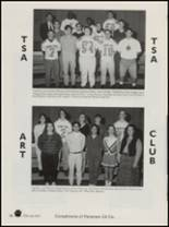 1995 Wewoka High School Yearbook Page 56 & 57