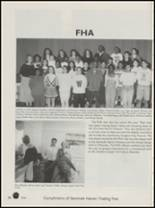 1995 Wewoka High School Yearbook Page 64 & 65