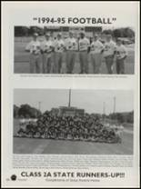 1995 Wewoka High School Yearbook Page 70 & 71