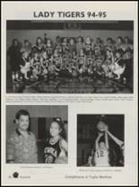1995 Wewoka High School Yearbook Page 72 & 73