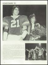 1982 Ambridge Area High School Yearbook Page 82 & 83