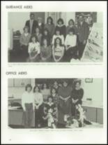 1982 Ambridge Area High School Yearbook Page 112 & 113