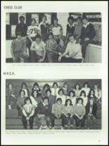 1982 Ambridge Area High School Yearbook Page 118 & 119