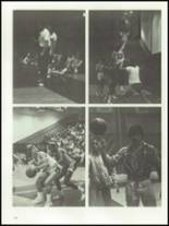 1982 Ambridge Area High School Yearbook Page 152 & 153
