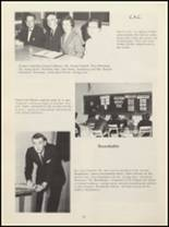 1963 Billings Central Catholic High School Yearbook Page 16 & 17