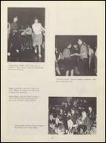 1963 Billings Central Catholic High School Yearbook Page 24 & 25