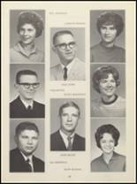 1963 Billings Central Catholic High School Yearbook Page 32 & 33