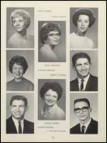 1963 Billings Central Catholic High School Yearbook Page 36 & 37