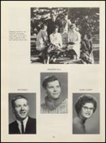 1963 Billings Central Catholic High School Yearbook Page 38 & 39