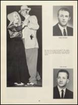 1963 Billings Central Catholic High School Yearbook Page 40 & 41