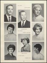1963 Billings Central Catholic High School Yearbook Page 42 & 43