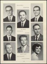 1963 Billings Central Catholic High School Yearbook Page 46 & 47