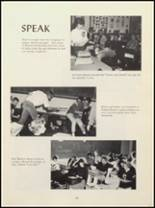 1963 Billings Central Catholic High School Yearbook Page 54 & 55