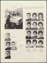 1963 Billings Central Catholic High School Yearbook Page 62 & 63