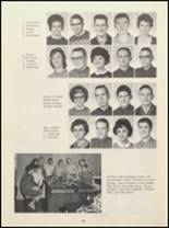 1963 Billings Central Catholic High School Yearbook Page 64 & 65