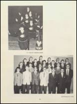 1963 Billings Central Catholic High School Yearbook Page 68 & 69