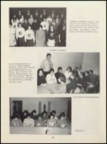 1963 Billings Central Catholic High School Yearbook Page 72 & 73