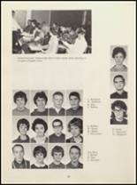 1963 Billings Central Catholic High School Yearbook Page 80 & 81