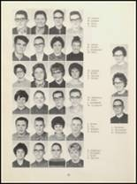 1963 Billings Central Catholic High School Yearbook Page 82 & 83