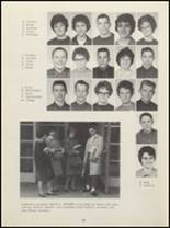 1963 Billings Central Catholic High School Yearbook Page 86 & 87