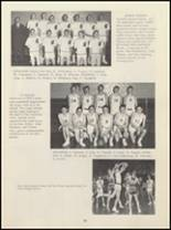1963 Billings Central Catholic High School Yearbook Page 92 & 93