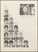 1963 Billings Central Catholic High School Yearbook Page 96 & 97