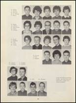 1963 Billings Central Catholic High School Yearbook Page 98 & 99