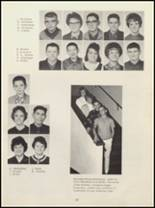 1963 Billings Central Catholic High School Yearbook Page 100 & 101
