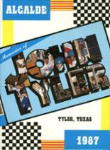 1987 Yearbook John Tyler High School