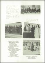 1962 Our Lady of the Mountains Academy High School Yearbook Page 12 & 13