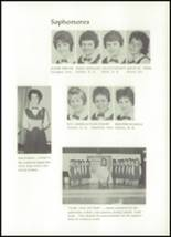 1962 Our Lady of the Mountains Academy High School Yearbook Page 50 & 51
