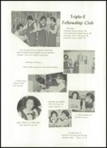 1962 Our Lady of the Mountains Academy High School Yearbook Page 60 & 61