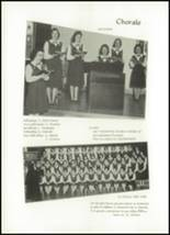 1962 Our Lady of the Mountains Academy High School Yearbook Page 62 & 63