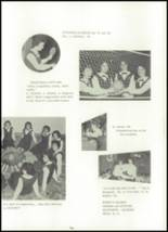 1962 Our Lady of the Mountains Academy High School Yearbook Page 64 & 65