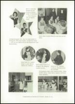 1962 Our Lady of the Mountains Academy High School Yearbook Page 68 & 69