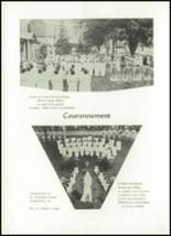 1962 Our Lady of the Mountains Academy High School Yearbook Page 70 & 71