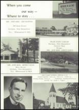 1962 Our Lady of the Mountains Academy High School Yearbook Page 74 & 75