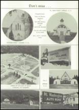 1962 Our Lady of the Mountains Academy High School Yearbook Page 78 & 79