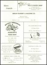 1962 Our Lady of the Mountains Academy High School Yearbook Page 80 & 81
